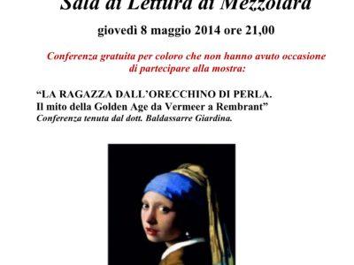 Conferenza Vermeer