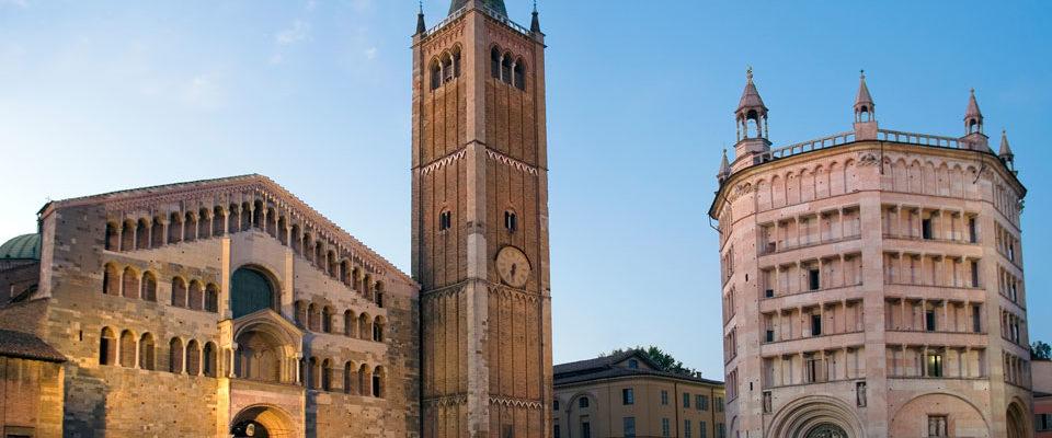 Parma e Castello di Torrechiara